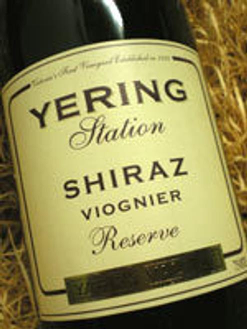 Yering Station Reserve Shiraz Viognier 2003