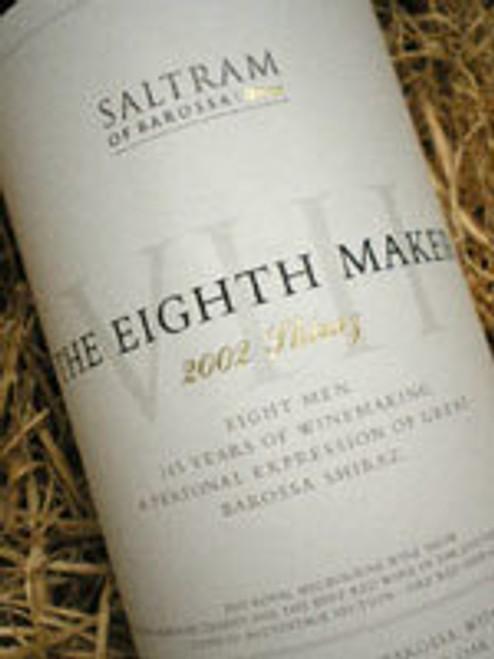 [SOLD-OUT] Saltram Eighth Maker Shiraz 2002