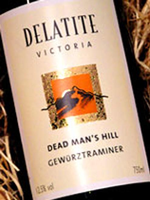 Delatite Dead Mans Hill Gewurztraminer 2005