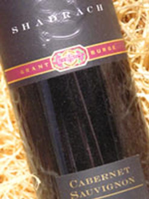 Grant Burge Shadrach Cabernet Sauvignon 2000