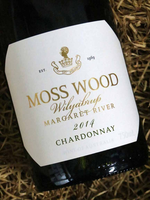 [SOLD-OUT] Moss Wood Chardonnay 2014