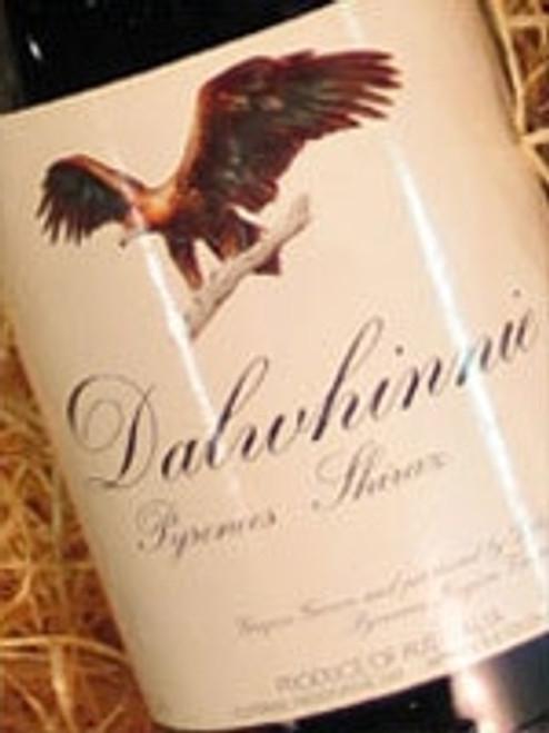 Dalwhinnie Eagle Shiraz 2000