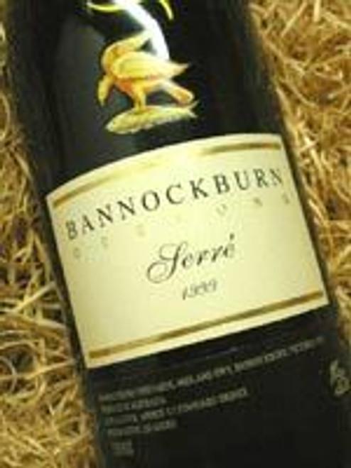 Bannockburn Serre Pinot Noir 1999