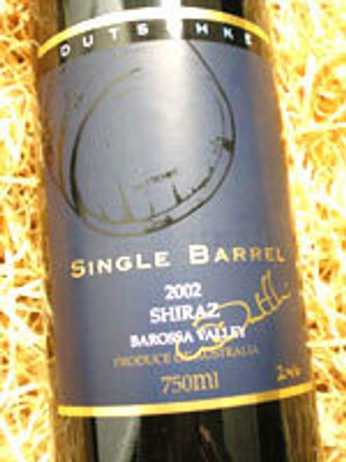 Dutschke Single Barrel Shiraz 2001