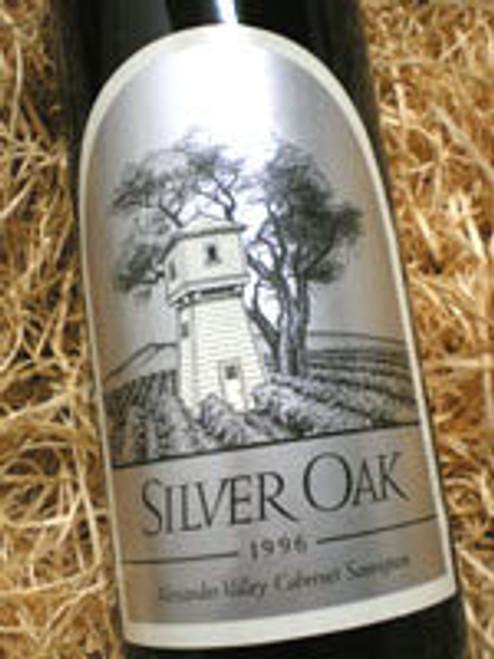 [SOLD-OUT] Silver Oak Alexander Valley Cabernet Sauvignon 1996