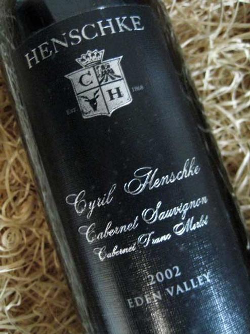 Henschke Cyril Henschke Cabernet Sauvignon 2002