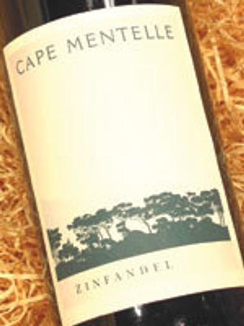Cape Mentelle Zinfandel 1995