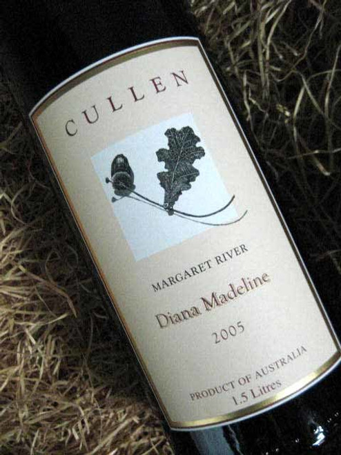 [SOLD-OUT] Cullen Diana Madeline Cabernet Merlot 2005 1500mL-Magnum