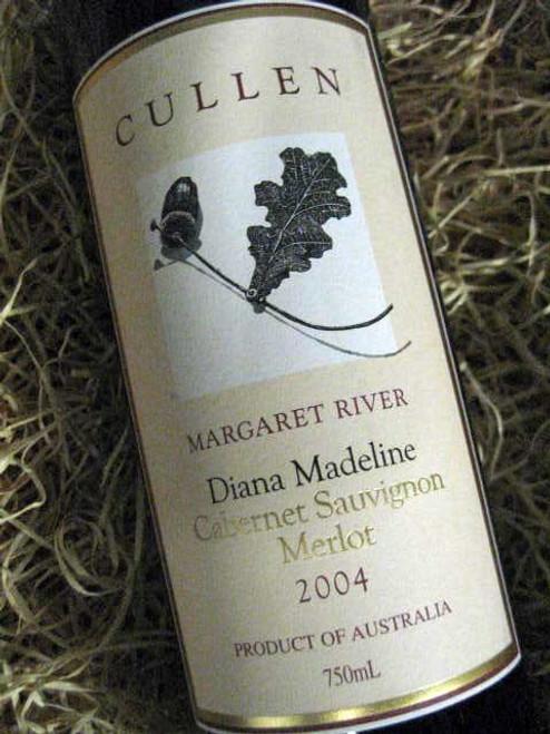 [SOLD-OUT] Cullen Diana Madeline Cabernet Merlot 2004