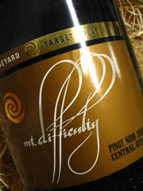Mount Difficulty 'Target Gully' Pinot Noir 2003 1500mL
