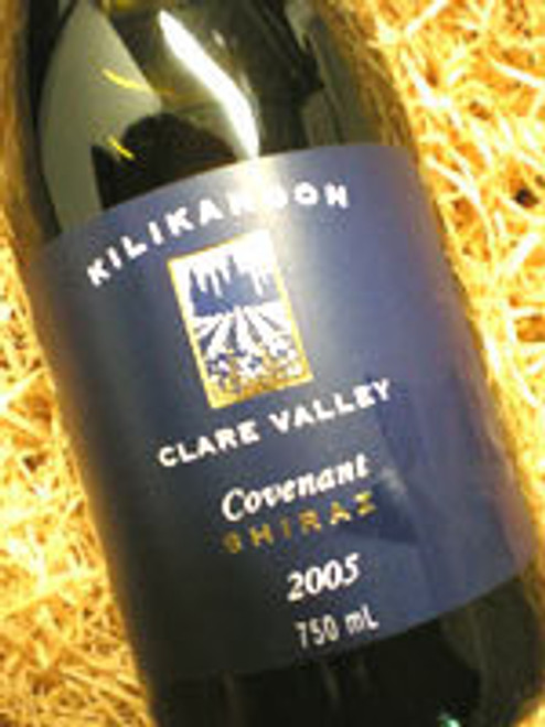 Kilikanoon Covenant Shiraz 2005