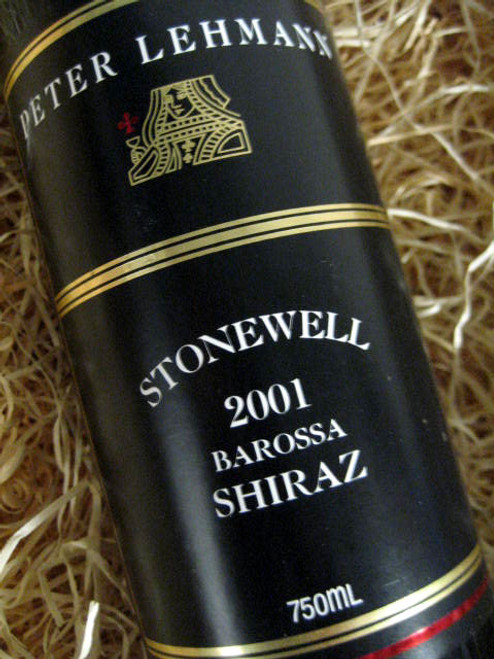 [SOLD-OUT] Peter Lehmann Stonewell Shiraz 2001