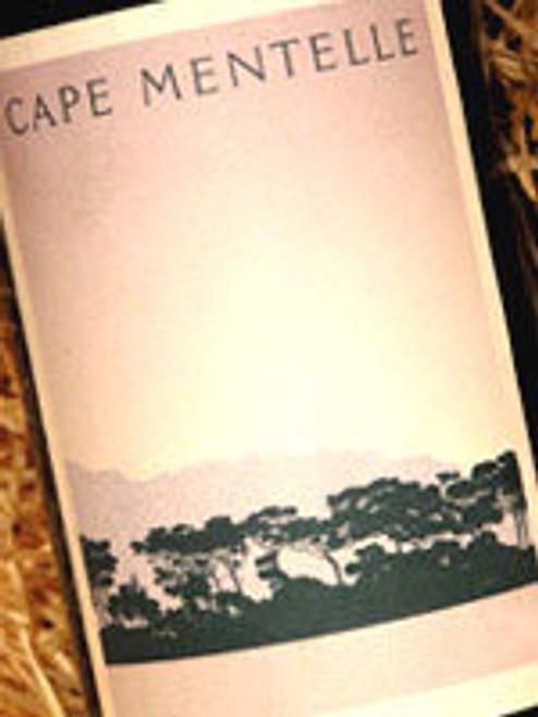 Cape Mentelle Zinfandel 2004