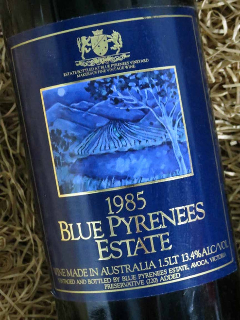 [SOLD-OUT] Blue Pyrenees Estate Red 1985 1500mL-Magnum