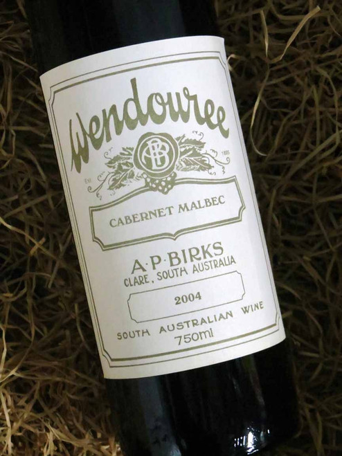 [SOLD-OUT] Wendouree Cabernet Malbec 2004