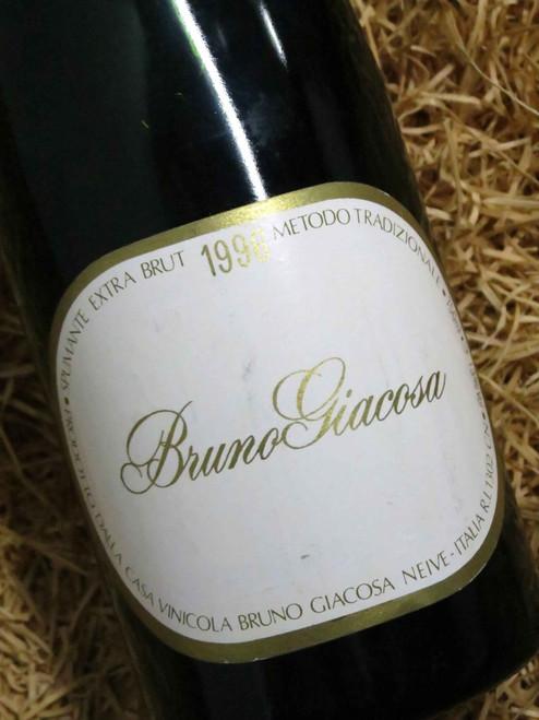 Bruno Giacosa Spumante Extra Brut Piedmonte 1996