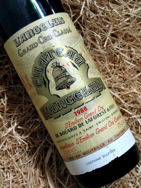 [SOLD-OUT] Chateau Angelus St Emilion 1988