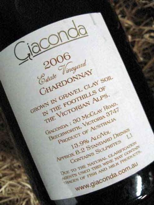 Giaconda Chardonnay 2006 Estate Vineyard