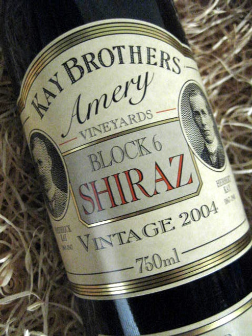 Kay Brothers Block 6 Shiraz 2004