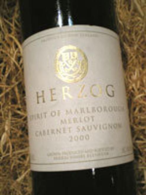 Herzog Merlot Cabernet Sauvignon 2000