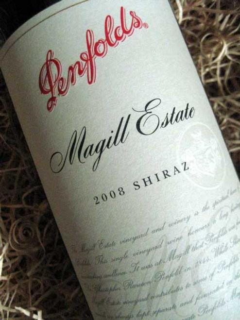 Penfolds Magill Shiraz 2008