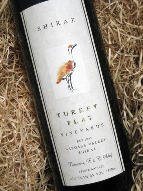Turkey Flat Shiraz 2002