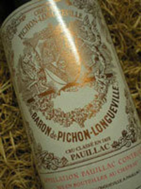 Chateau Pichon Longueville Baron 2001