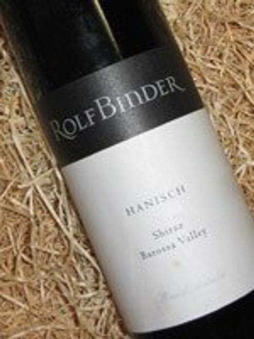 Rolf Binder Hanisch Shiraz 2004