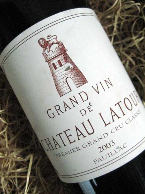 Chateau Latour 2003