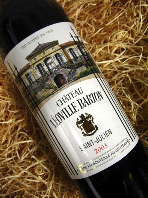 [SOLD-OUT] Chateau Leoville-Barton 2003