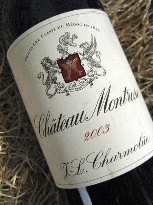 [SOLD-OUT] Chateau Montrose 2003