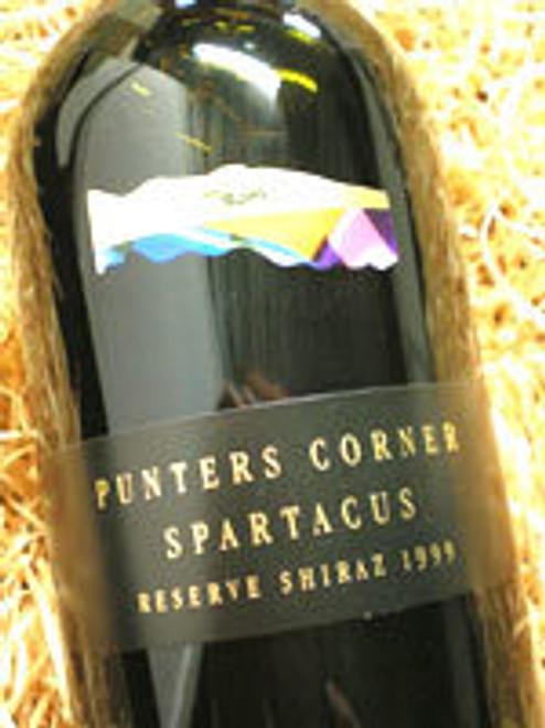 Punters Corner Spartacus Reserve Shiraz 1999