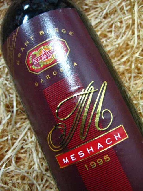 [SOLD-OUT] Grant Burge Meshach Shiraz 1995