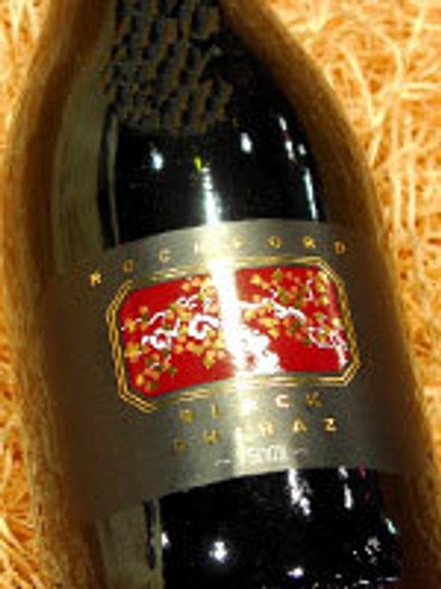 Rockford Sparkling Black Shiraz N.V. Disgorged 2006
