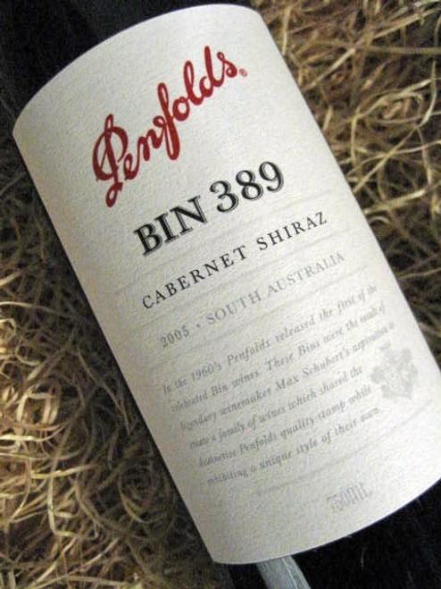 Penfolds Bin 389 2005