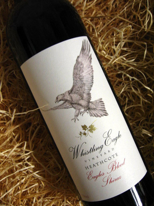 Whistling Eagle  Eagles Blood Shiraz 2005
