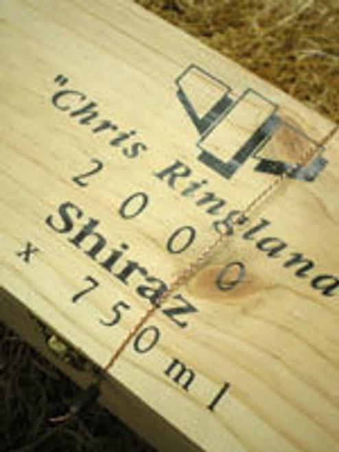Chris Ringland Barossa Shiraz 2000