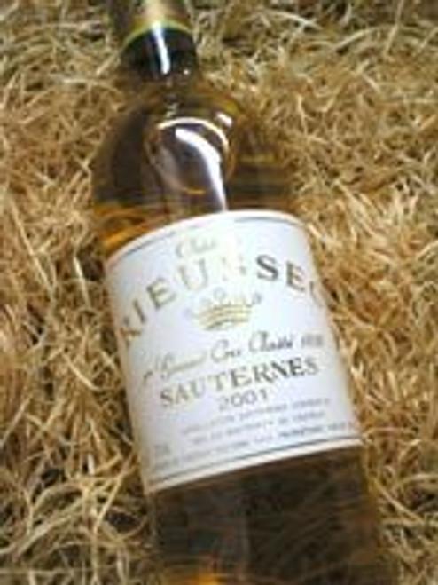 Chateau Rieussec Sauternes 2001