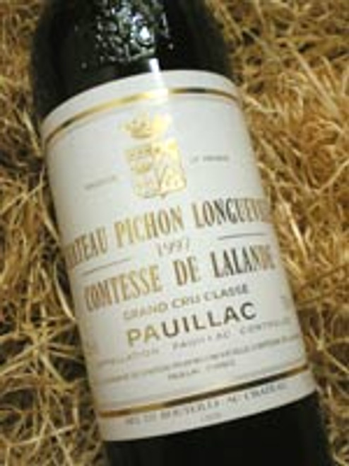 Chateau Pichon Longueville Comtesse De Lalande  1997