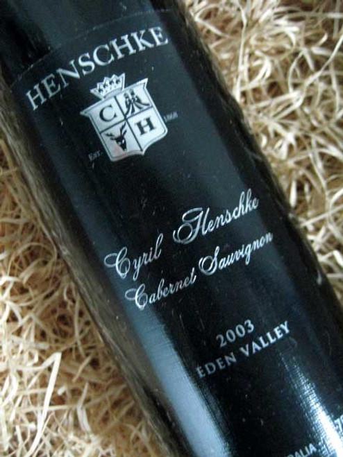 Henschke Cyril Henschke Cabernet Sauvignon 2003
