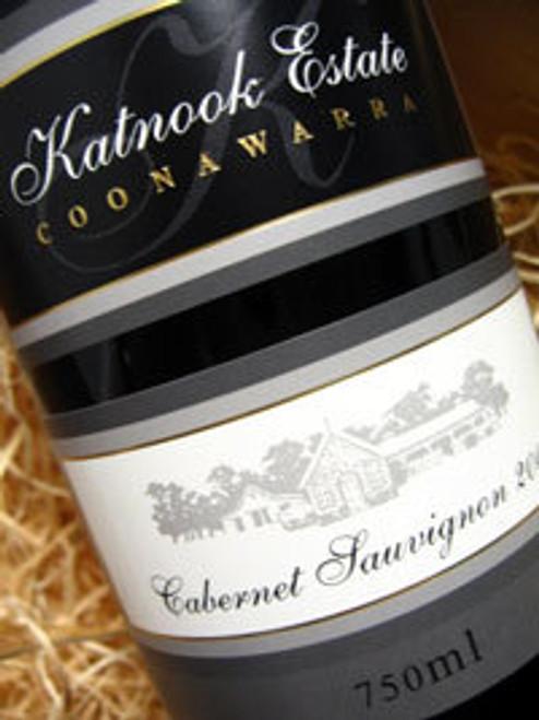 Katnook Estate Cabernet Sauvignon 2003