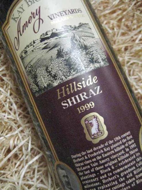 Kay Brothers Hillside Shiraz 1999