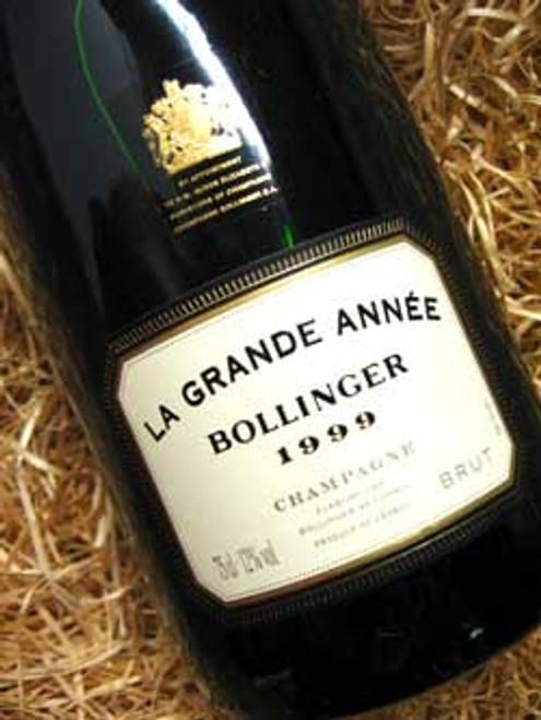 Bollinger Grande Annee 1999