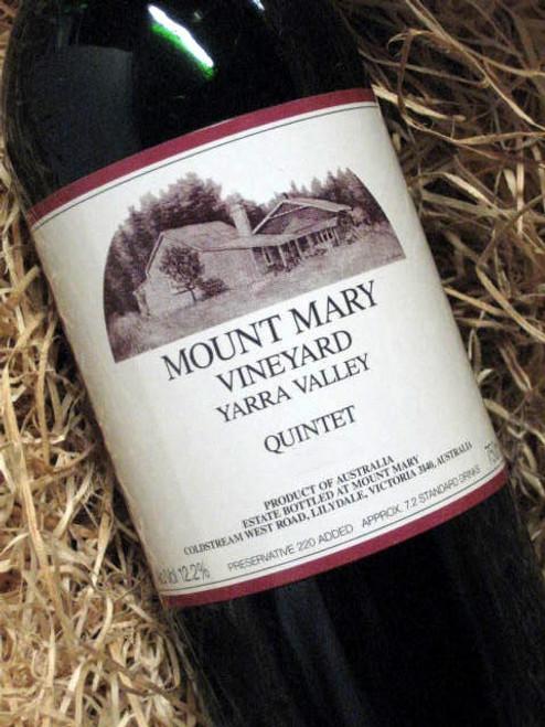 Mount Mary Quintet 2003 1500mL***