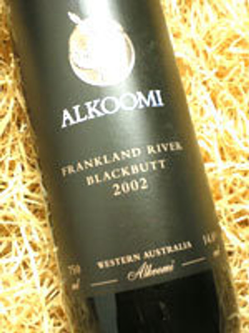 [SOLD-OUT] Alkoomi Blackbutt Cabernet Merlot 2002