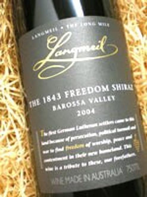 Langmeil Freedom Shiraz 2004 '1843'