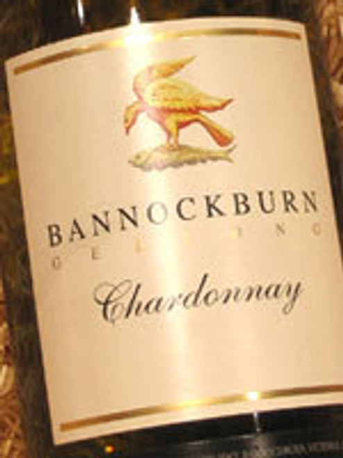 [SOLD-OUT] Bannockburn Chardonnay 2003