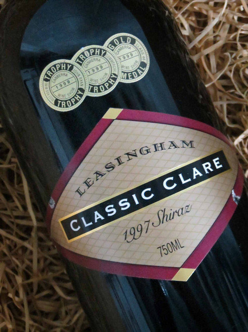 [SOLD-OUT] Leasingham Classic Clare Shiraz 1997