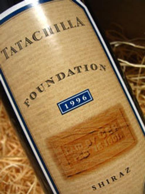 Tatachilla Foundation Shiraz 2001