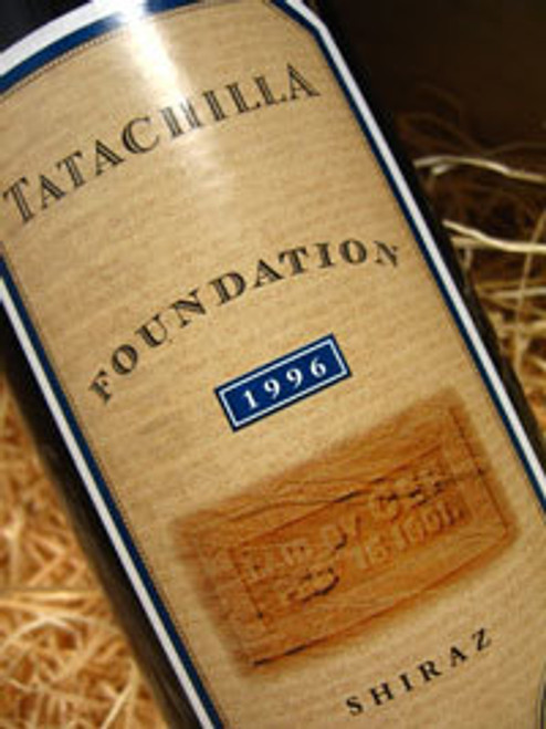 Tatachilla Foundation Shiraz 2001